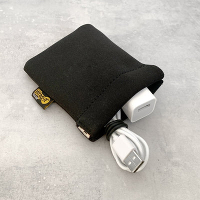 Neoprene Snap Mobile Storage Case