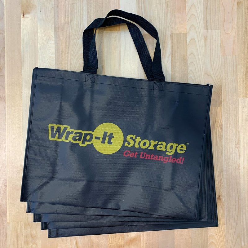 Wrap-It Storage Reusable Tote Bag