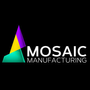 Six Sigma is a Authorized Distributor for Mosaic Manufacturing!!!