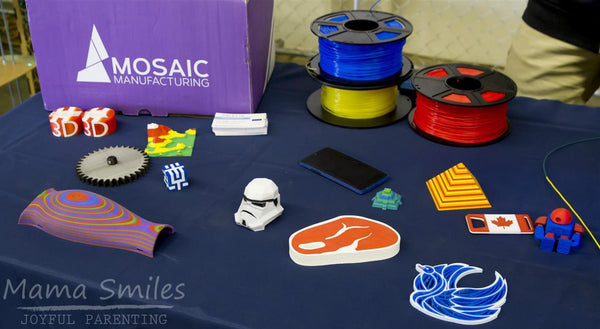 Mosaic Manufacturing - Palette+