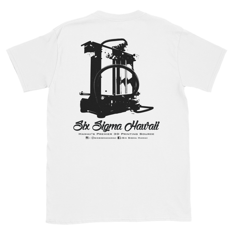Official Six Sigma Team Shirt