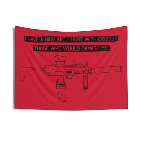 Cruelty Wall Tapestry