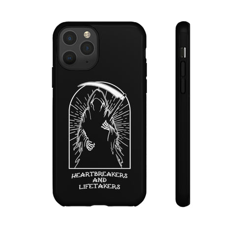 Heart Breakers & Life Takers Tough Phone Case
