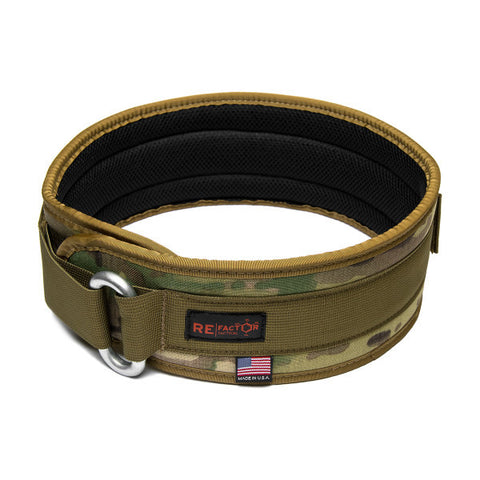 Combat Weightlifting Belt