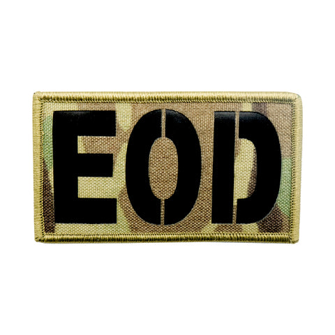 EOD IR Hybrid Field Patch