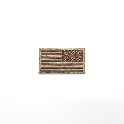 Berry Compliant US Flag Patch