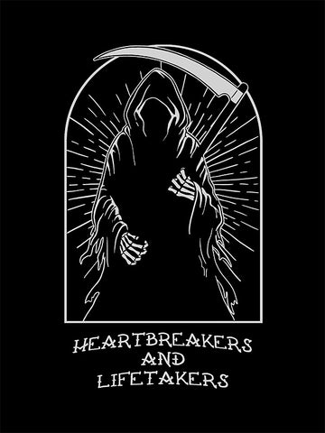 Heart Breakers & Life Takers Poster