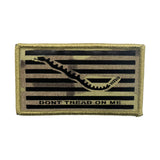 First Navy Jack IR Hybrid Field Patch