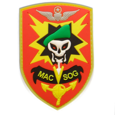 MACVSOG PVC Patch