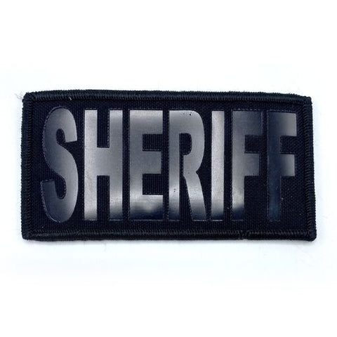 Sheriff IR Hybrid Field Patch
