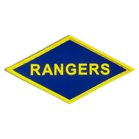 WWII Ranger PVC Patch