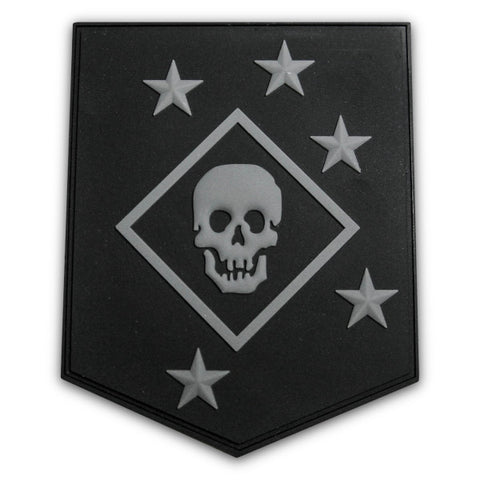 USMC Raider PVC Patch