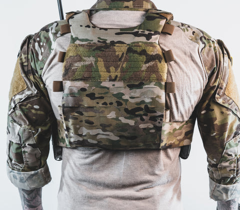 Usaa Motorcycle Loan >> Advanced Slickster Plate Carrier – RE Factor Tactical
