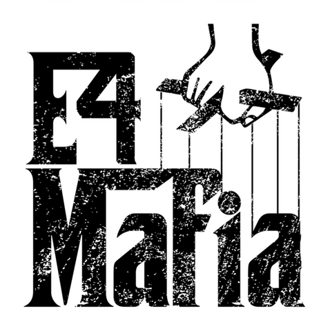 E4 Mafia Sticker