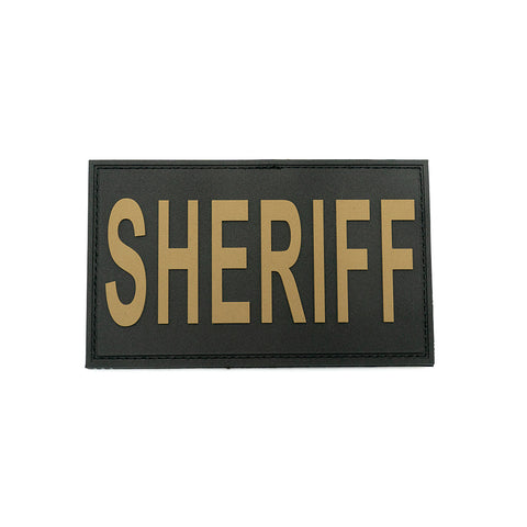XL Sheriff Patch