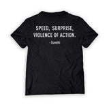 Speed, Surprise, Violence of Action