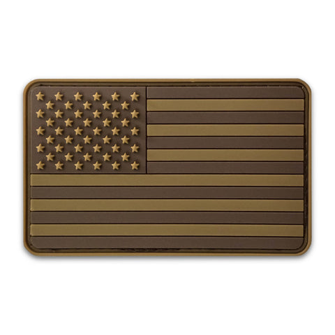 d8247948ef9e American Flag PVC Patch – RE Factor Tactical