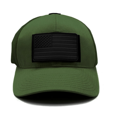Military Hunting Tactical Cap Velcro Flag Patch Multicam Arid