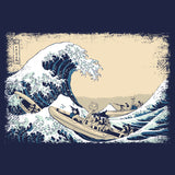 Great Wave of Coronado