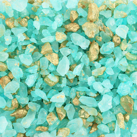 AQUAMARINE GEM SUGAR 5 LB