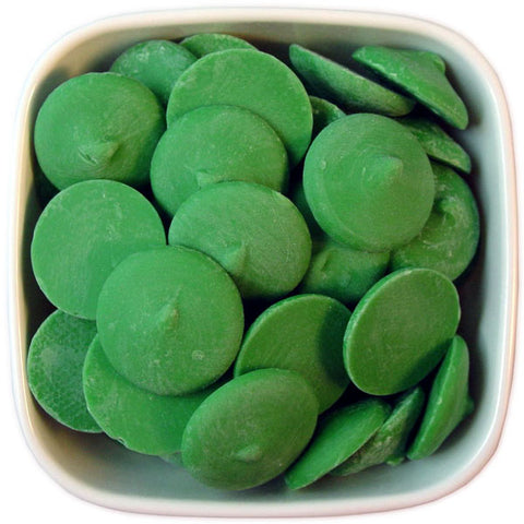 DARK GREEN CANDY MELTS 5 LB