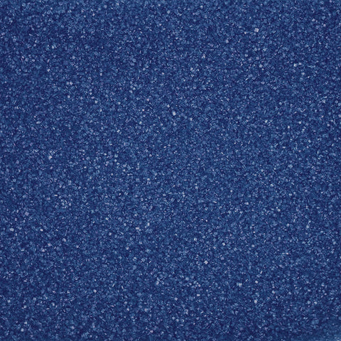 NAVY BLUE SANDING SUGAR 5 LB
