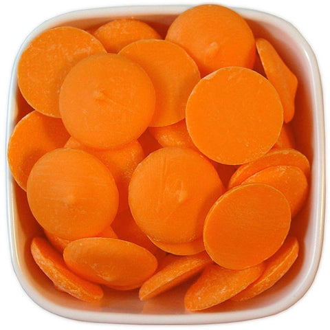 ORANGE CANDY MELTS 5 LB