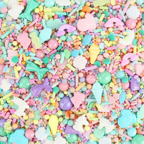 PASTEL RAINBOW SPRINKLE SURPRISE BLEND 5 LB