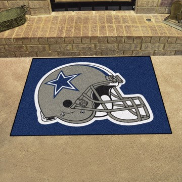 "NFL - Dallas Cowboys All-Star Mat 33.75""x42.5"""