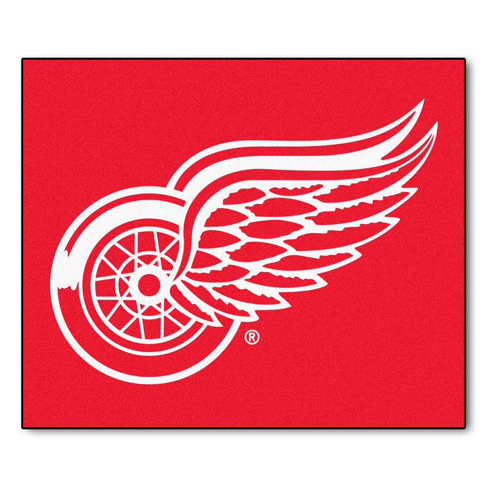 NHL - Detroit Red Wings Tailgater Rug 5'x6'