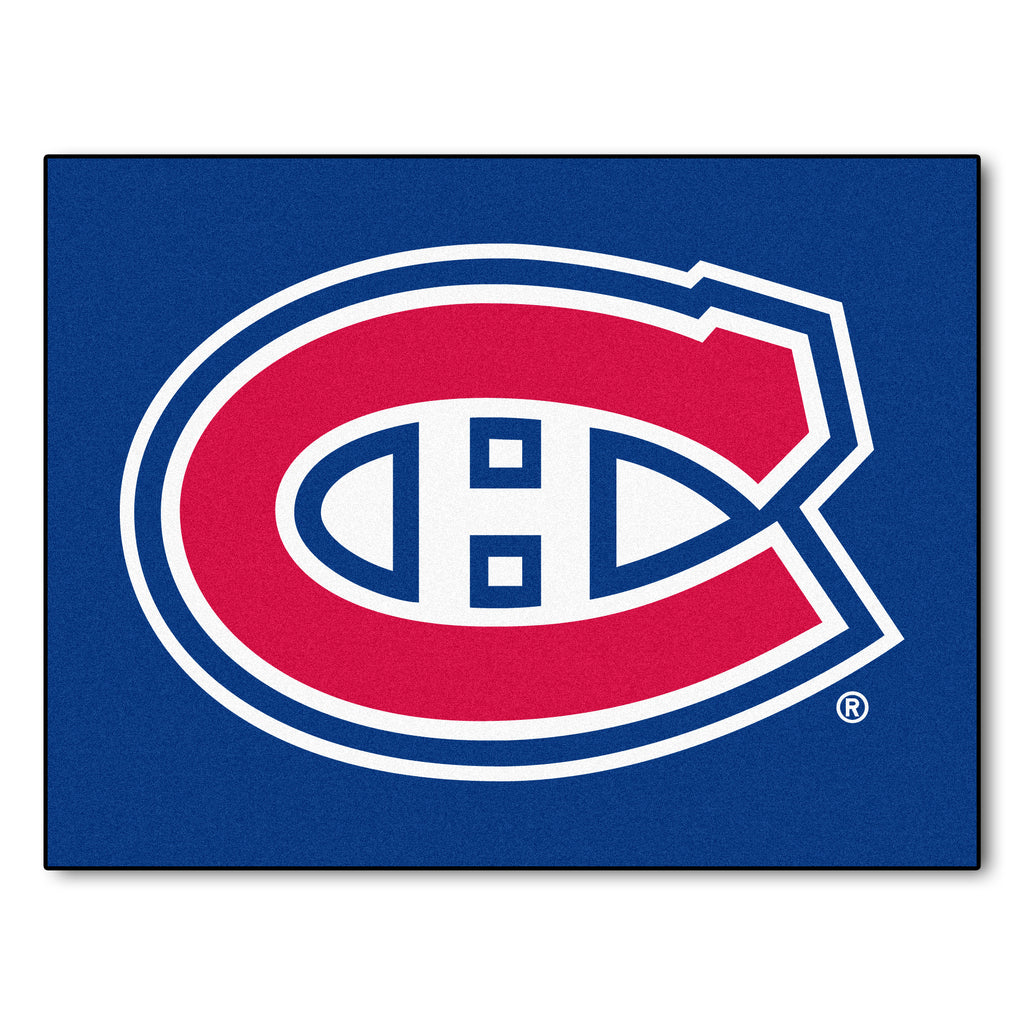 "NHL - Montreal Canadiens All-Star Mat 33.75""x42.5"""