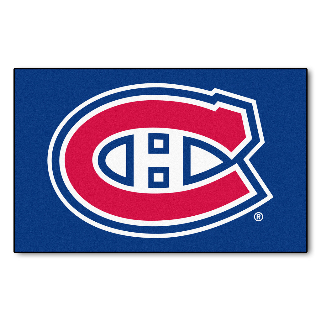 NHL - Montreal Canadiens Ulti-Mat 5'x8'