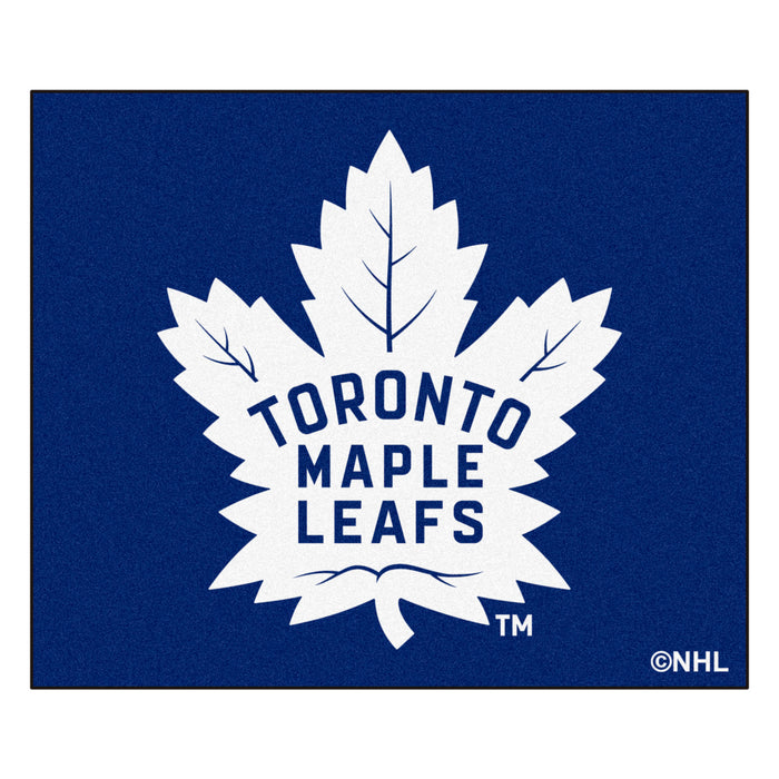 NHL - Toronto Maple Leafs Tailgater Rug 5'x6' - Fan Cave Rugs