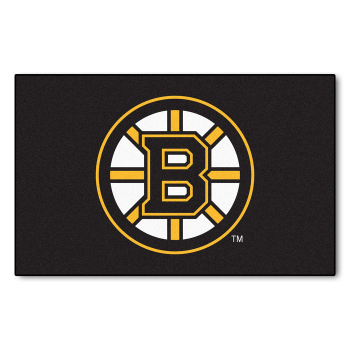 NHL - Boston Bruins Ulti-Mat 5'x8'