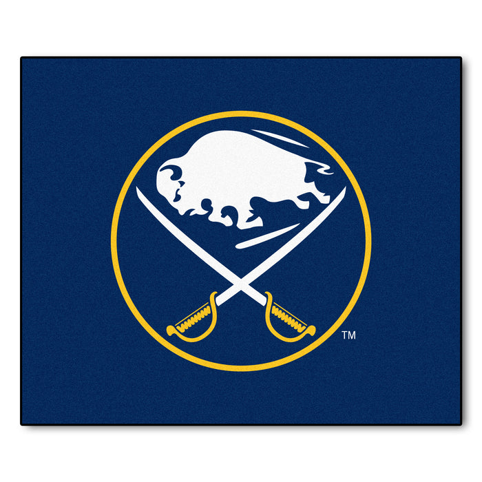 NHL - Buffalo Sabres Tailgater Rug 5'x6'