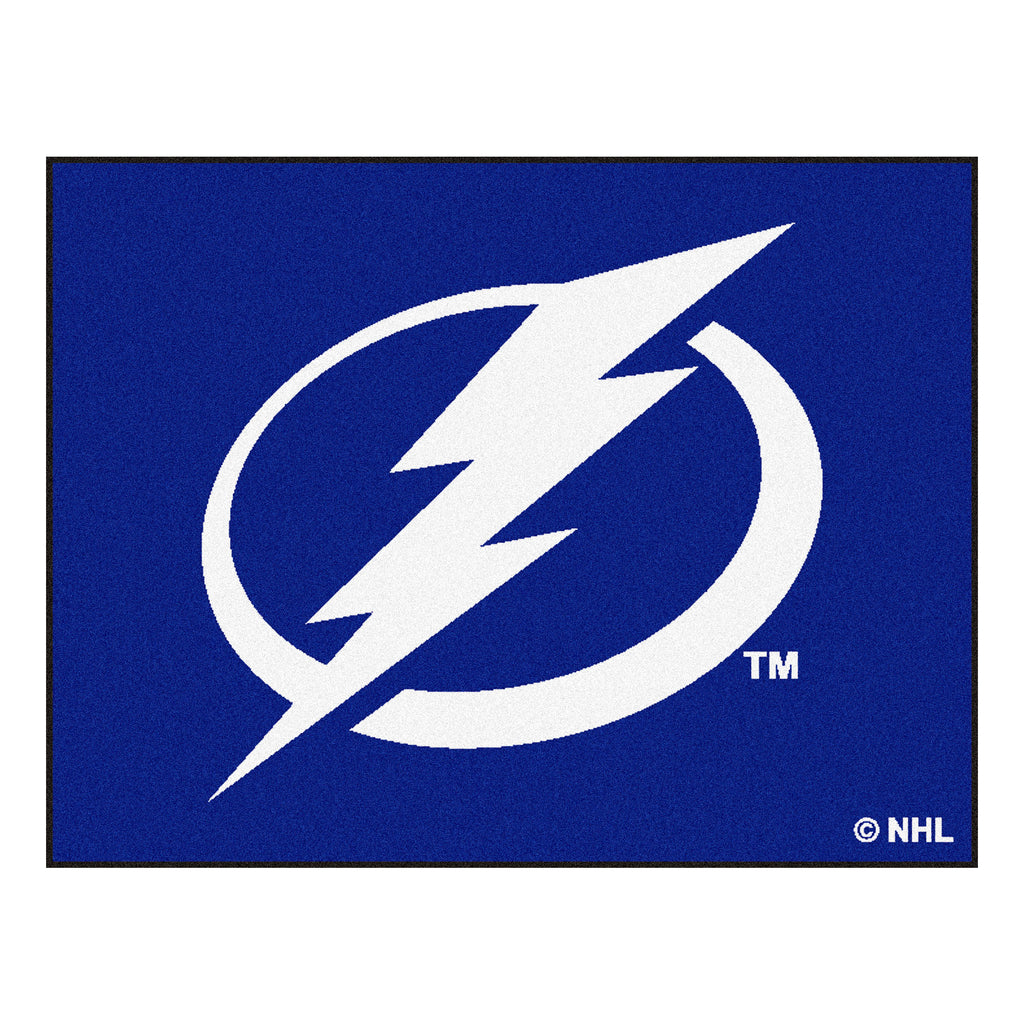 "NHL - Tampa Bay Lightning All-Star Mat 33.75""x42.5"""