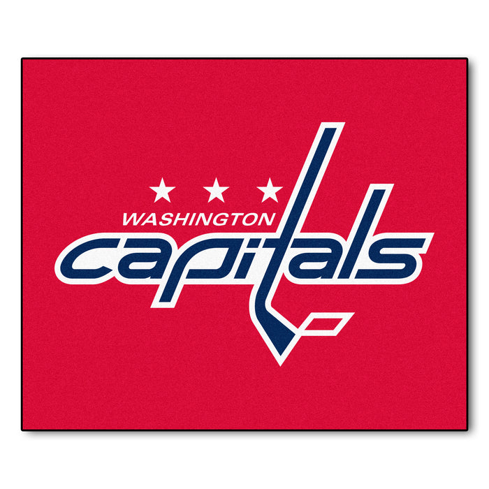 NHL - Washington Capitals Tailgater Rug 5'x6'