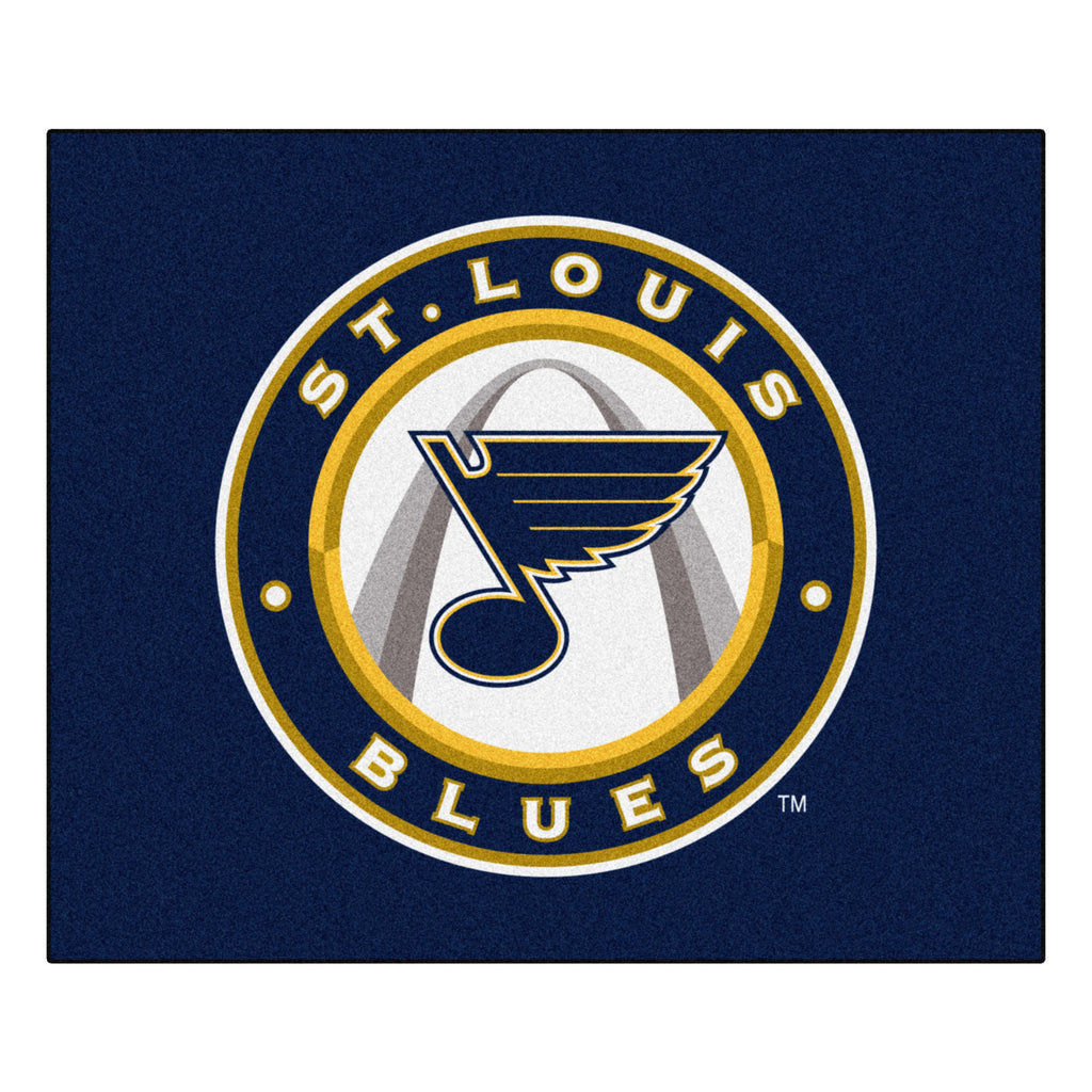 NHL - St. Louis Blues Tailgater Rug 5'x6'