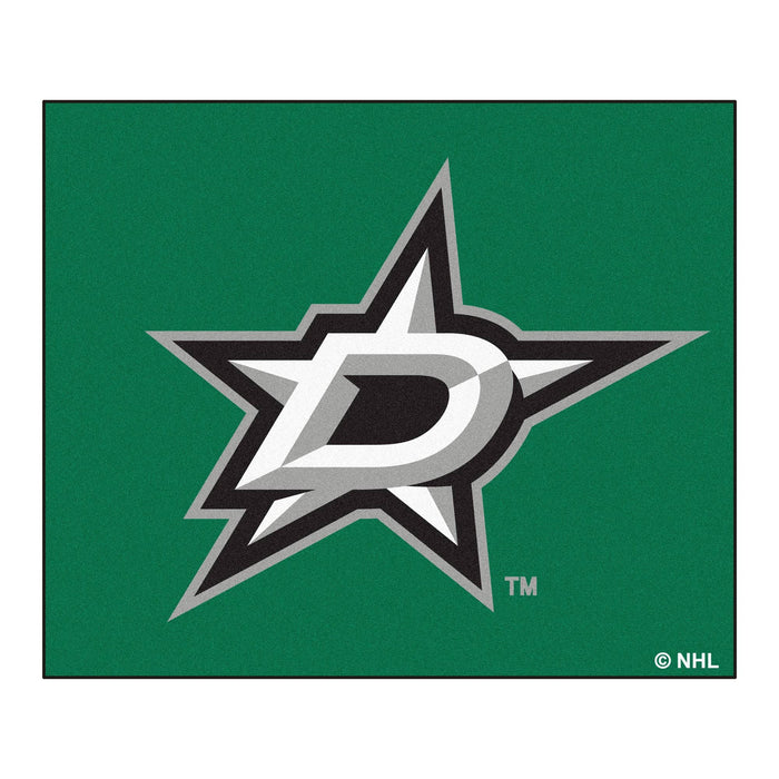 "NHL - Dallas Stars All-Star Mat 33.75""x42.5"" - Fan Cave Rugs"