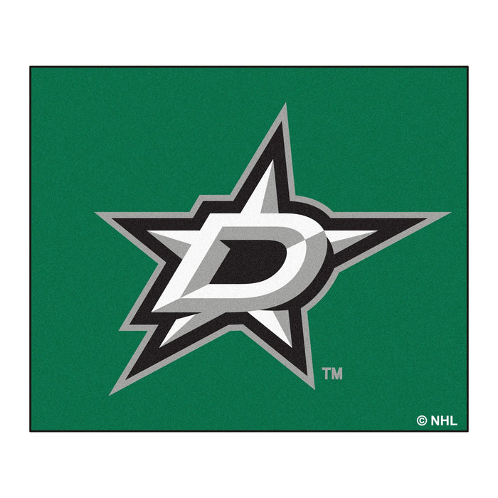 NHL - Dallas Stars Tailgater Rug 5'x6' - Fan Cave Rugs