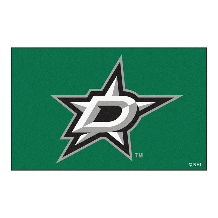 NHL - Dallas Stars Ulti-Mat 5'x8' - Fan Cave Rugs