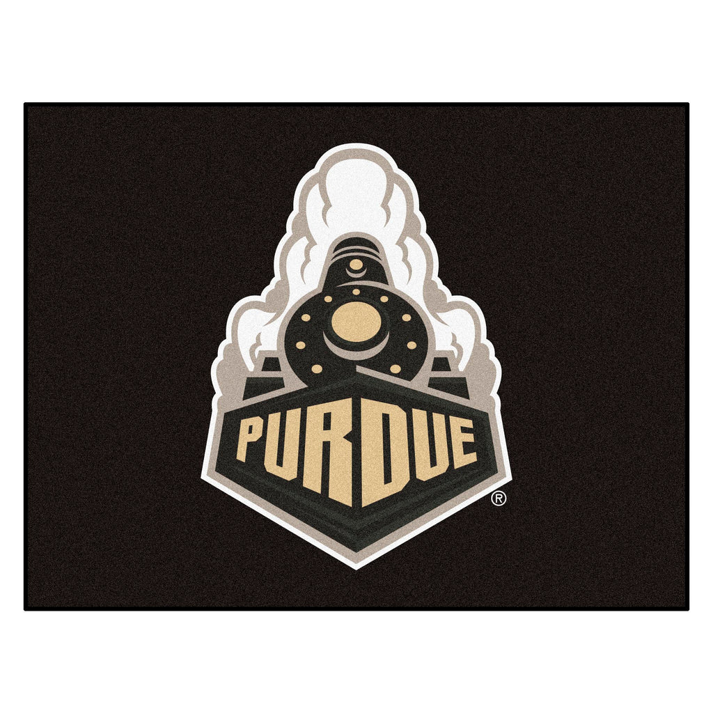 "Purdue 'Train' All-Star Mat 33.75""x42.5"""