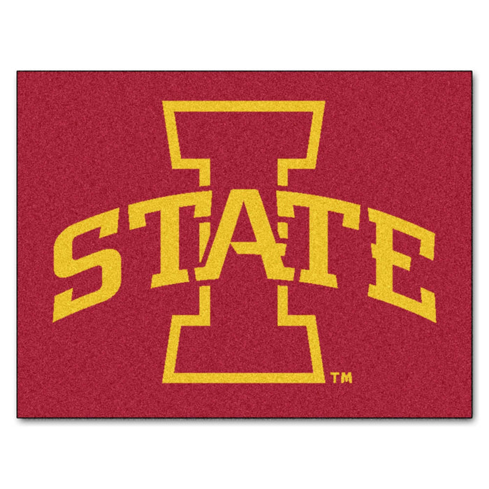 "Iowa State All-Star Mat 33.75""x42.5"""