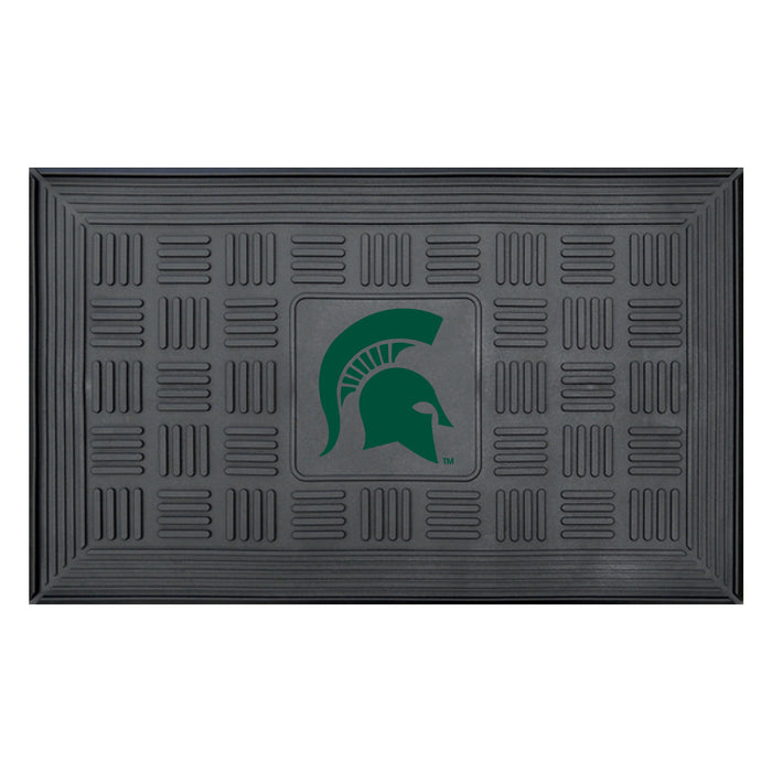 "Michigan State Door Mat 19.5""x31.25"" - Fan Cave Rugs"