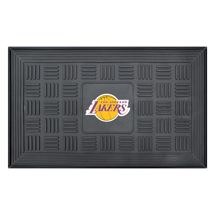 "NBA - Los Angeles Lakers Door Mat 19.5""x31.25"""