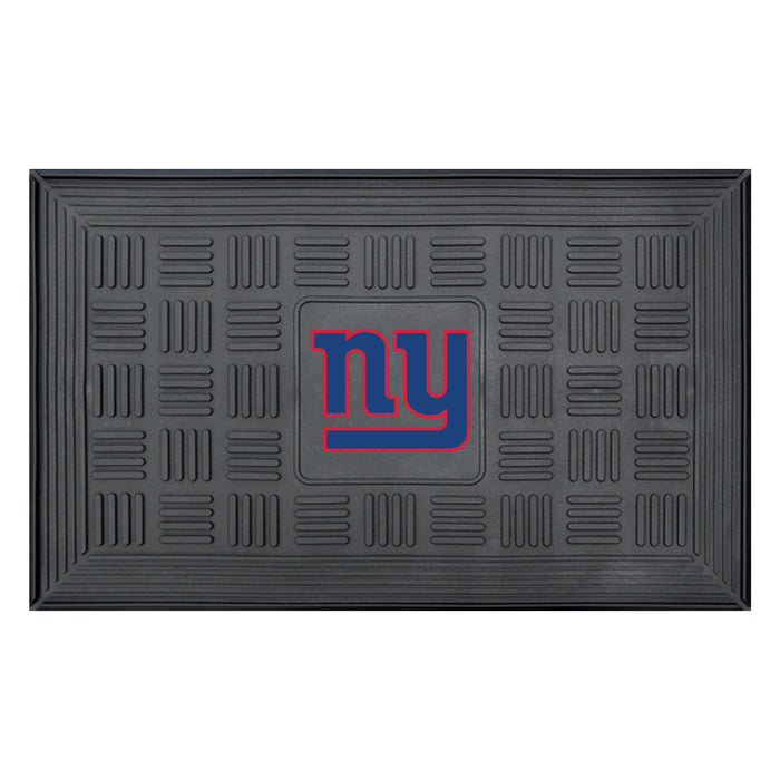 Fan Cave Rugs:New York Giants Medallion Door Mat