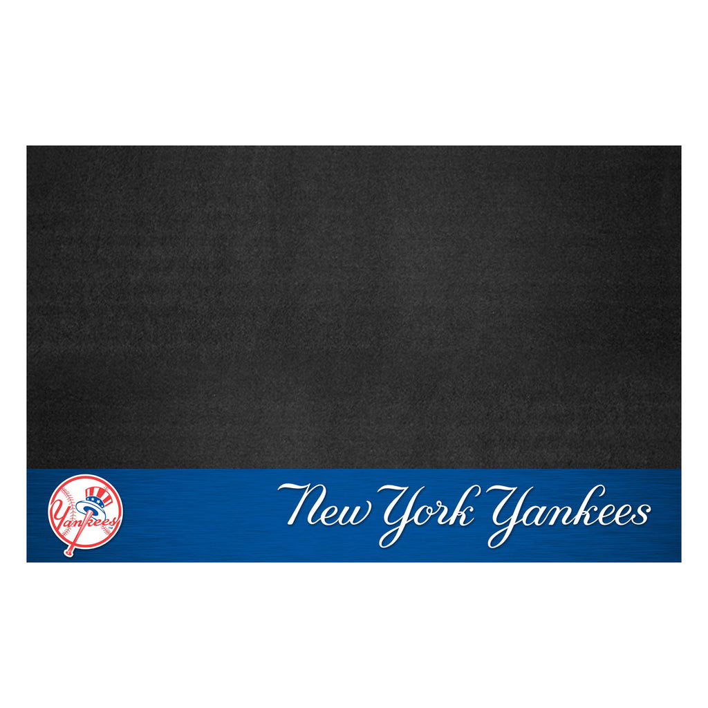 "MLB - New York Yankees Primary Logo Grill Mat 26""x42"""