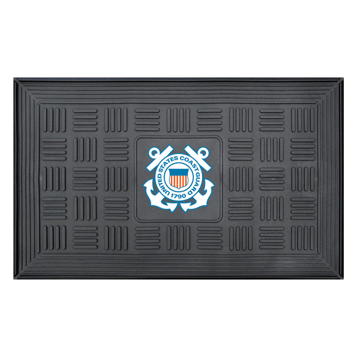 "Coast Guard Door Mat 19.5""x31.25"""
