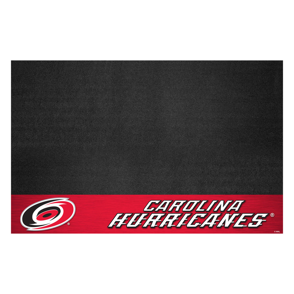 "NHL - Carolina Hurricanes Grill Mat 26""x42"""