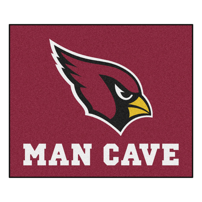 Arizona Cardinals Man Cave Tailgater Rug